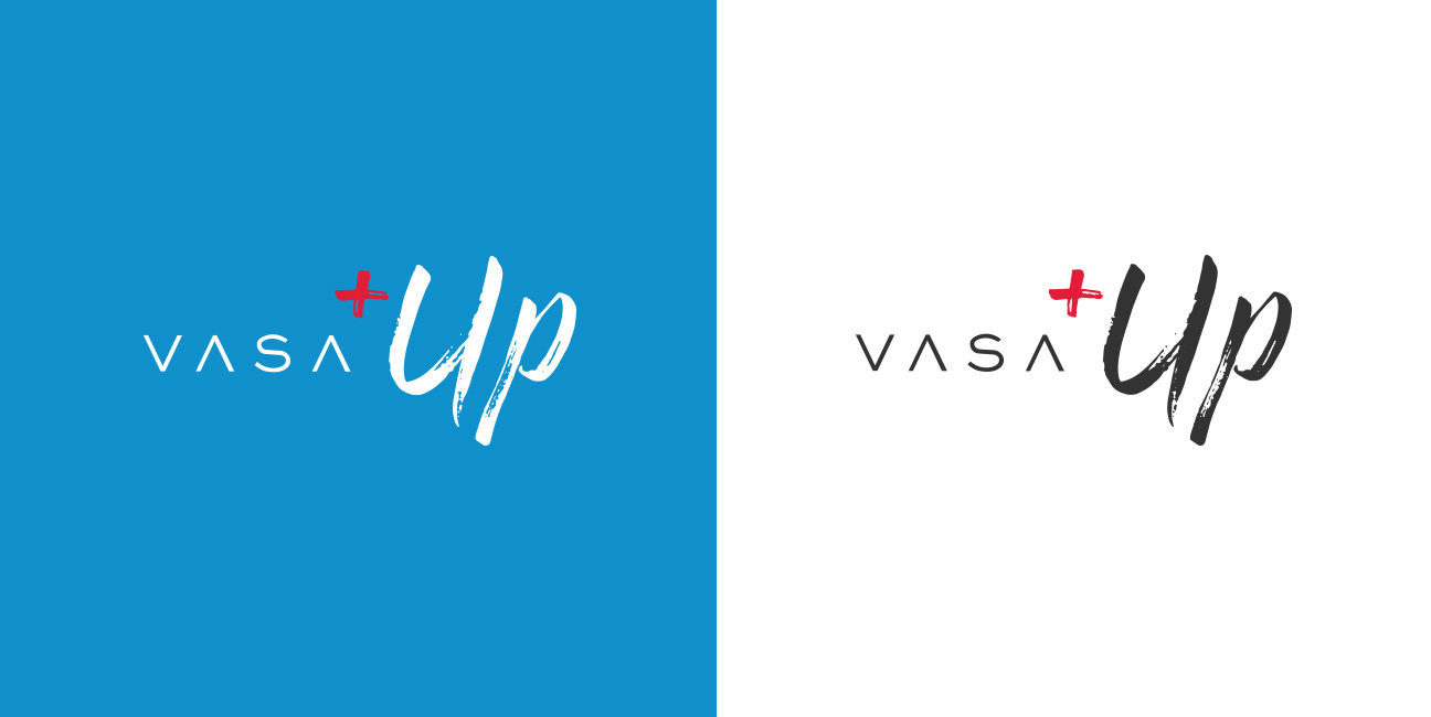 Vasa Up Logo Design By Alexander Hofstetter