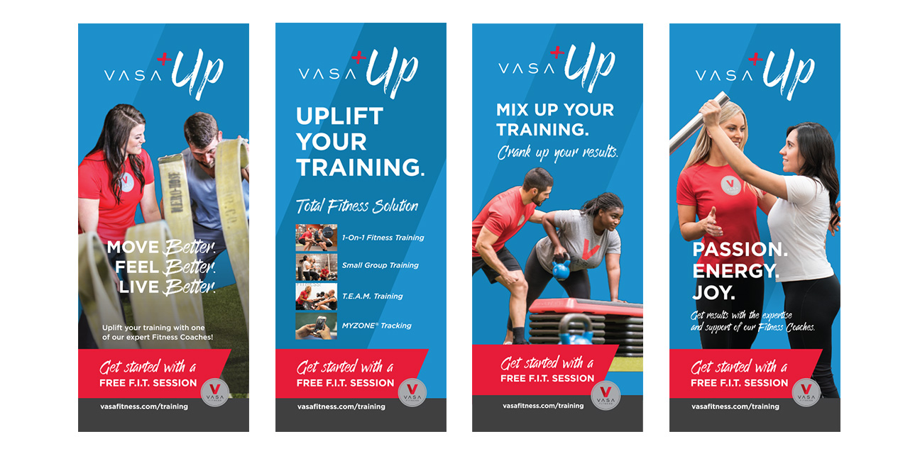 Vasa Up Pop Up Banner Designs By Alexander Hofstetter