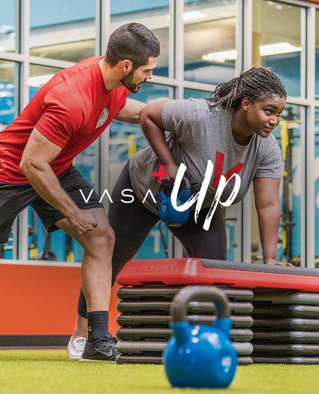 Vasa Up Functional Lifestyle Training Main Image